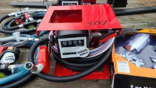 Diesel Metered Fuel Pump