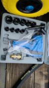 Air Impact Wrench Set