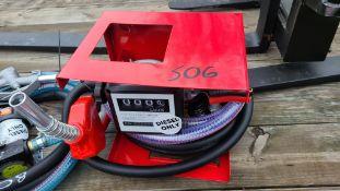 Diesel Metered Gas Pump