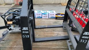 Jbx 4000 Hd Forks