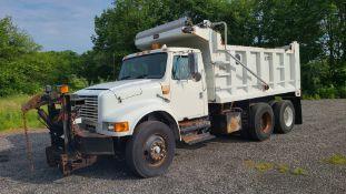 1998 International 4900 Dump Truck