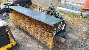 Cat Ba118c Hydraulic Broom