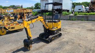 New Garden Digger Mini Excavator