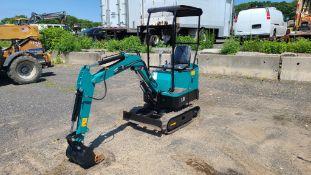 New Garden Digger Excavator