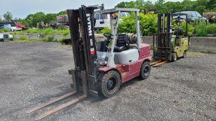 Halla Lf30 Forklift
