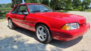 1992 Ford Mustang Lx Notchback