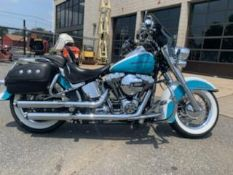 2016 Harley Davidson Softtail Deluxe