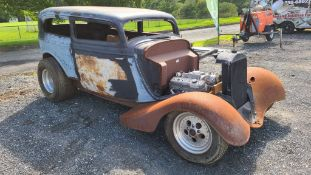 Hot Rod Coupe Restoration Project