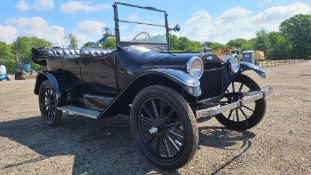 1917 Chevy 490 Touring Car