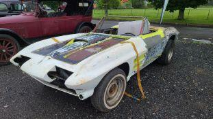 1964 Stingray Corvette Convertible