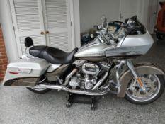 2009 Harley Davidson Fltrse Cvo Road Glide