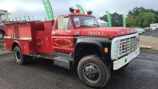 please add info for fire truck
