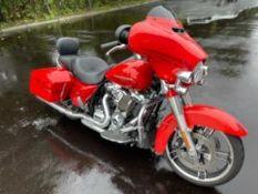 2017 Harley Davidson Superglide Motorcycle