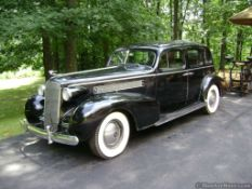 1937 Cadillac 4 Door