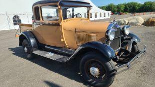 1929 Model A Pickup Conversion