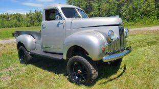 1947 Studebaker 4x4 Pickup