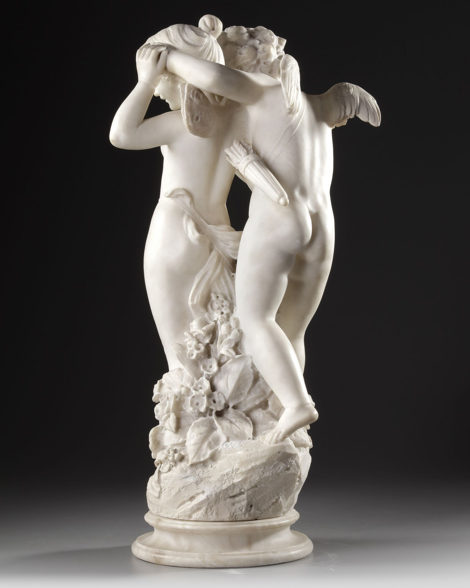 AN ITALIAN SCULPTURE, LATE 19TH CENTURY - Image 3 of 5