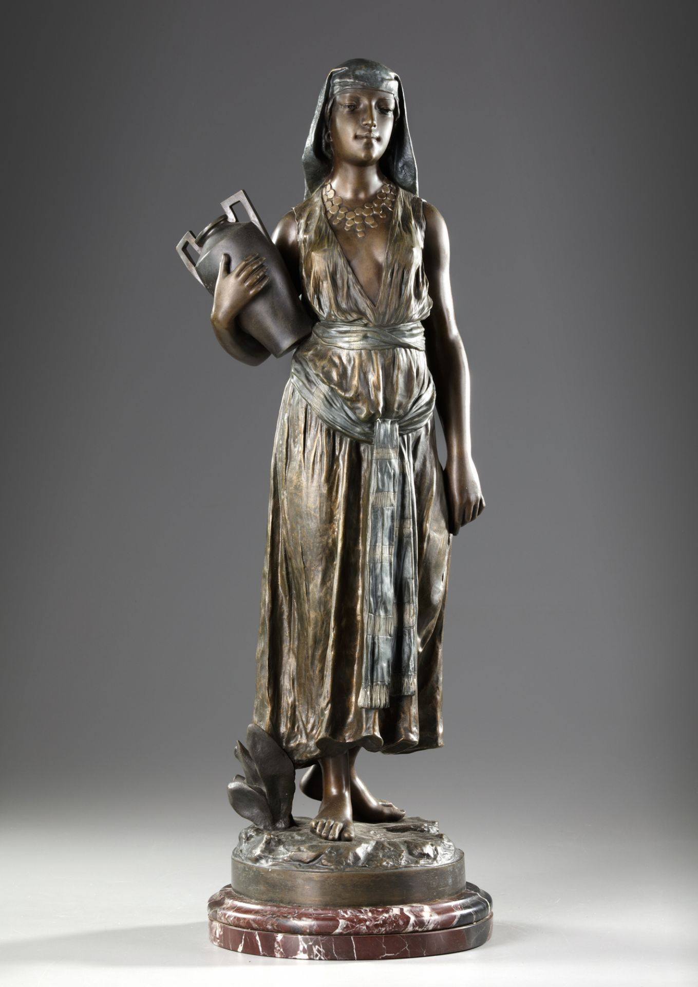 'THE WATER CARRIER', G. THILMANY, 20TH CENTURY