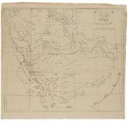 THREE RARE MAPS OF THE ARABIAN PENINSULA BY THE SURVEYOR 'YEMENI' BETWEEN 1850s TO 1860s, PRINTED BY