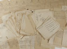 A RARE ARCHIVE ABOUT YEMEN, BELONGED TO AHMED IZZET PASHA