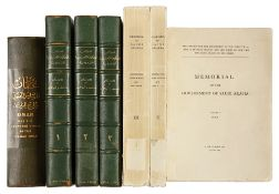 THREE IMPORTANT FROM ENGLISH TO ARABIC TRANSLATED VOLUMES OF ARBITRATION, 1952