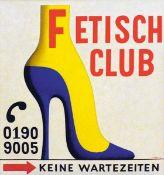 Ticha, Hans. Fetisch-Club