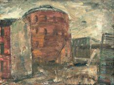 Böttcher, Manfred. Gasometer