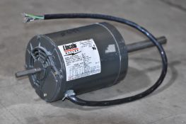 Lincoln 2hp Electric Motor 3 Phase