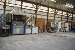Complete Investment Casting Line (LOTS 9A - 9N) - SUBJECT TO PIECEMEAL