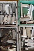 (4) Trays of Conduit Bodies, Clamps, & Covers
