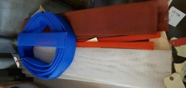 Assorted Rolls of Wire Netting