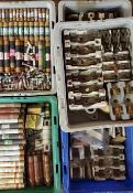 (7) Trays w/ Large Variety of Fuses & Fuse Holders