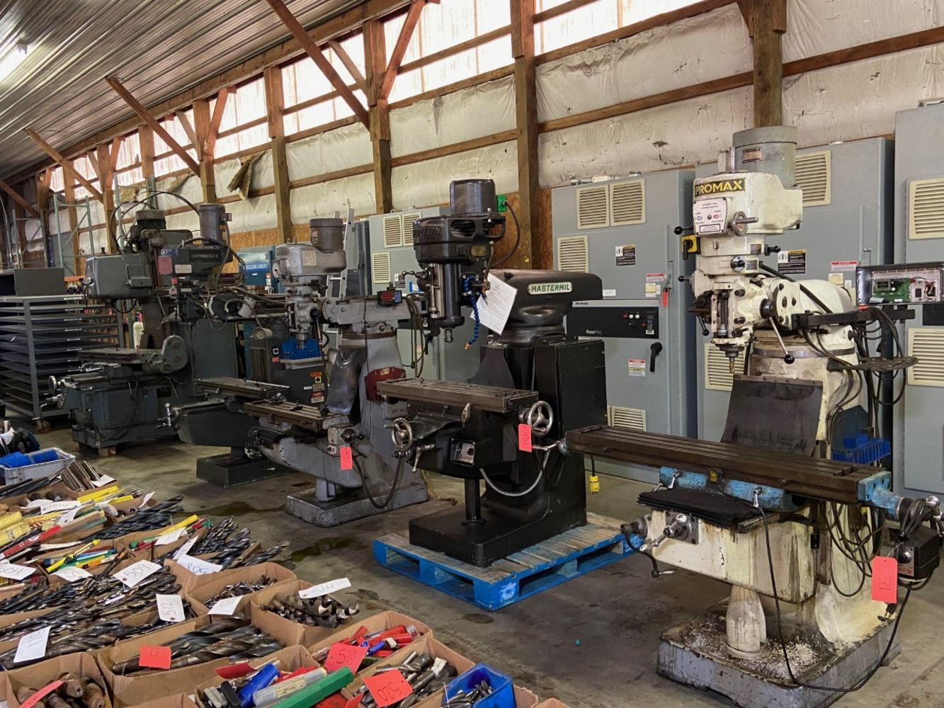Wood & Metal Working Equipment & Tools