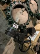 """15 1/2"""" Stainless Gate Valve with Worm Drive NEW"""