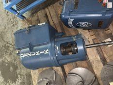 DeZurik Motorized Actuator Part No. 1130352R000