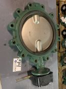 """12"""" Stainless Gate Valve with Worm Drive NEW"""