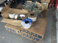 Pallet of Plastic Bags for Auto bagging machine