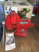 Wilton No. 594 Flip-Grip Two-Position Vise New In Box