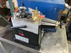 Erconlina 070 Benchtop Tube Bender with digital readout