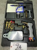 The Henrob Torch O/A Welding-Cutting Torch set New In Box
