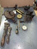 Vintage Hand Tools, Brass hand Pumps
