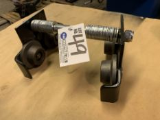 New Coffing 1/2-Ton I-Beam Crane Trolley