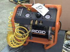 Ridgid 4.5 Gallon Oil-Free Pump