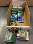 Assorted Ball Bearings New In Box