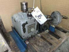 Precision Vacuum Pump Model D150