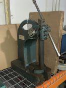 """Yuasa Arbor Press 6"""" Throat w/ 12"""" Stroke Model 595-003"""