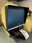 Topper Com-75 Precision Microform Reader
