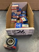 Assorted SKF Roller Bearings New In Box