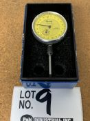 New Central Tools Dial Indicator 0-2cm