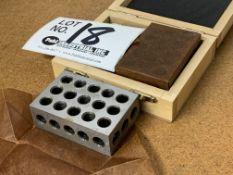 New Set of Machinist 1-2-3 Blocks